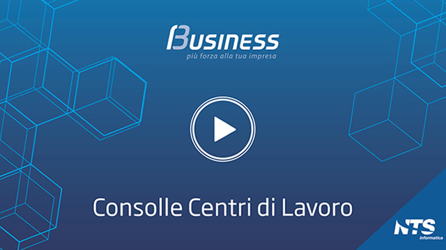 BusinessCube video Consolle