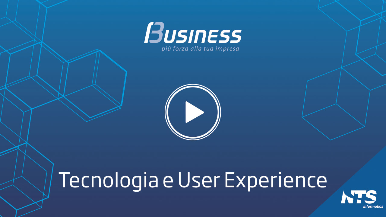 BusinessCube video TecnologiaUserExperience