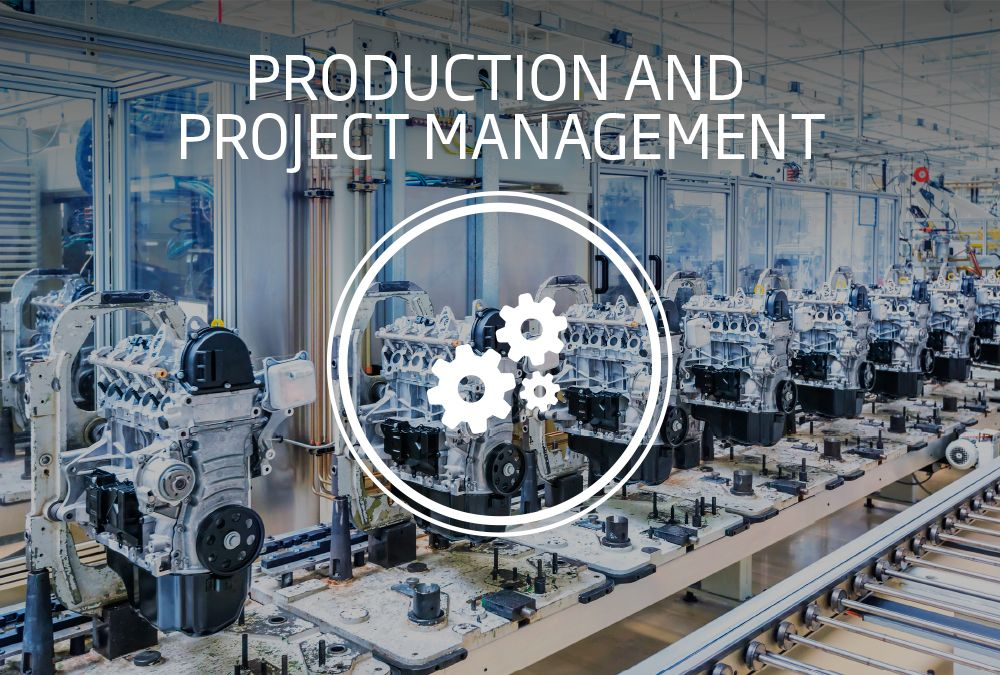 Production and Project Management